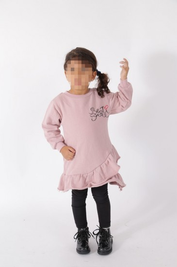 Sweat Benti Old Pink Color pas cher & discount