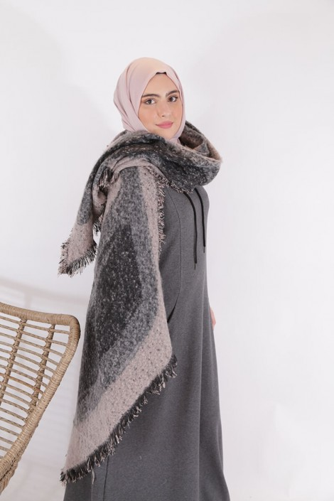 Dress Chany Grey Antracite