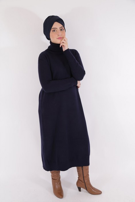 Pullover Aby Navy Blue Color