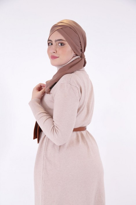 Pullover Aby Navy Beige Color