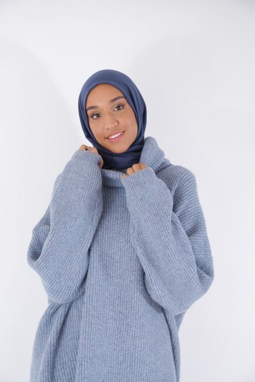 Pullover Liah Blue Color pas cher & discount