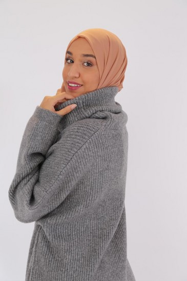 Pullover Liah Dark Grey Color pas cher & discount