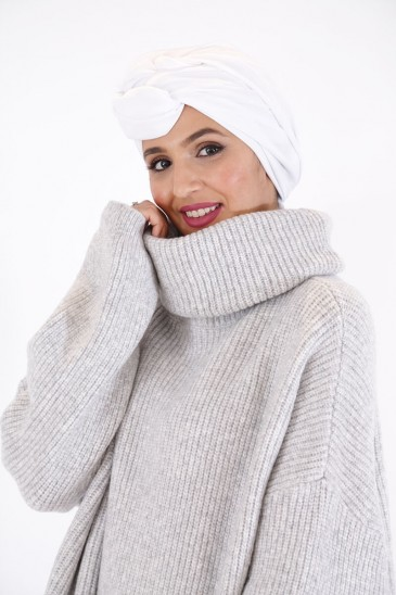 Pullover Liah Light Grey Color pas cher & discount