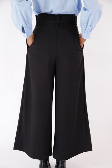 Pant Amael Black Color pas cher & discount