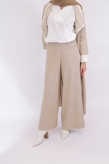 Noreen pant Beige color pas cher & discount