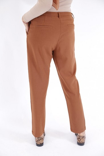 Pant Madison Copper Color pas cher & discount