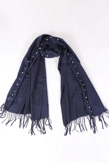 Hijeb Pearl- Navy blue pas cher & discount