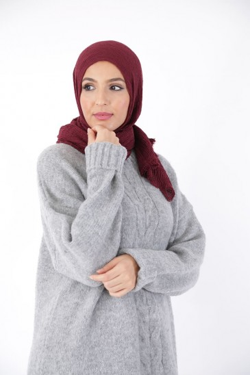Pullover Shanna Light Grey Color pas cher & discount