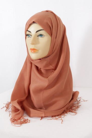 Hijab Pashmina royal- earth tones pas cher & discount