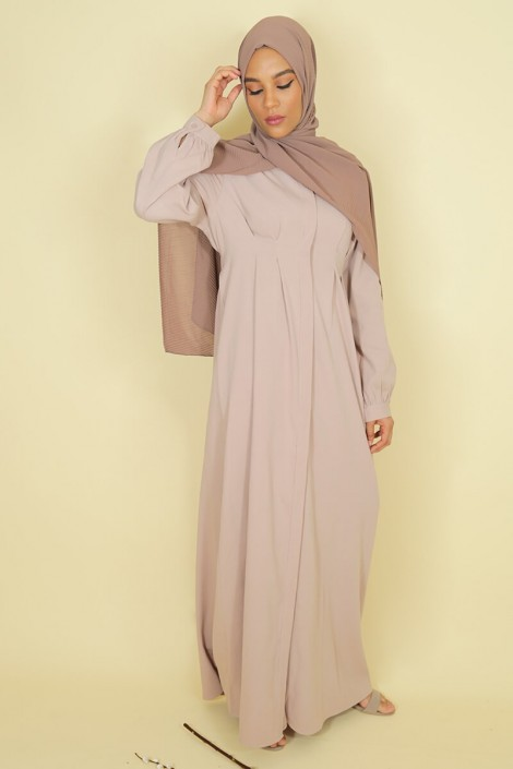 Dress Jouda Old Pink Color