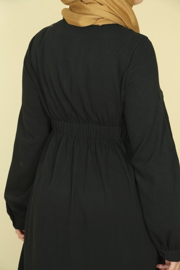 Dress Jouda Black Color pas cher & discount