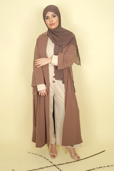 Trench Manila Taupe Color pas cher & discount