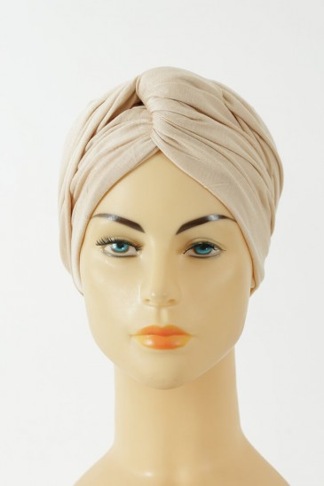Turban alexia - cream pas cher & discount