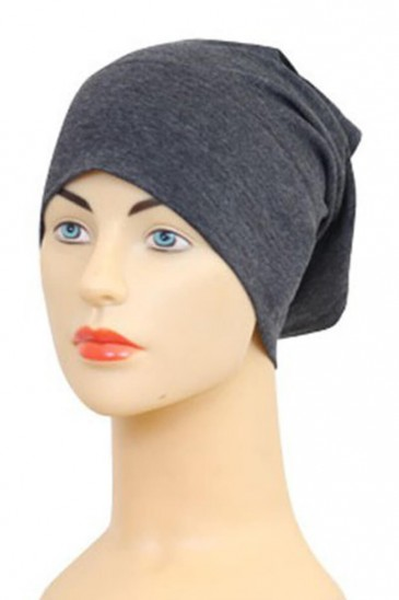 Hat tube dark grey pas cher & discount
