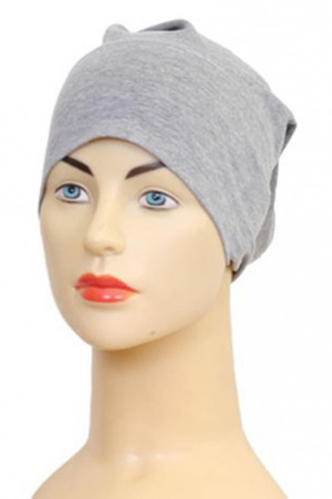 Hat tube heather grey pas cher & discount