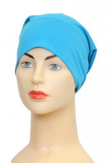 Hat tube turquoise pas cher & discount