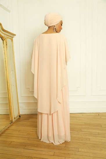 Dress Amarine Nude Color pas cher & discount