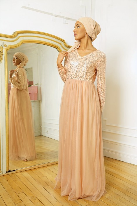 Dress Elynn Blush