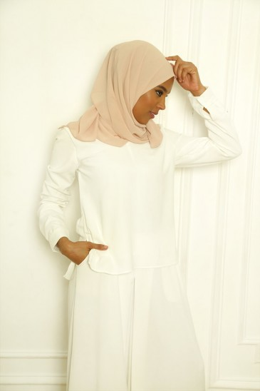 Top Nouria white pas cher & discount