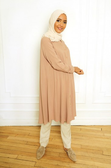 Tunic Lynsee blush pas cher & discount