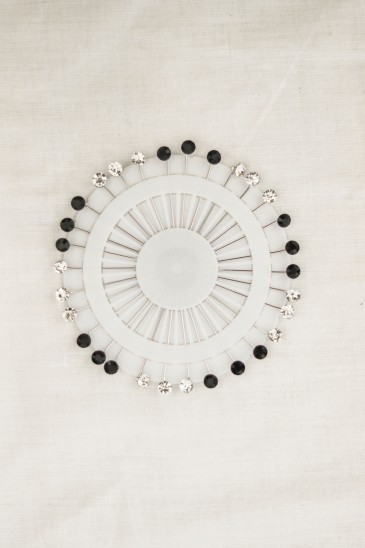 Pin black and white Diamond pas cher & discount